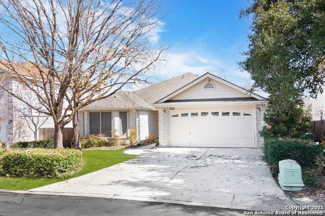 5318 Wood Glen Dr, San Antonio, TX 78244 (MLS #1512679) :: Alexis Weigand Real Estate Group