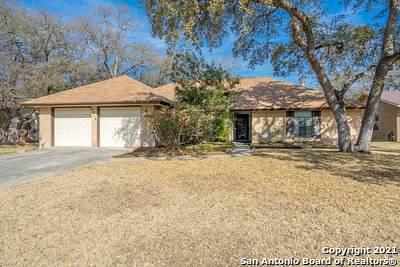 2315 High Ledge St, San Antonio, TX 78232 (MLS #1512684) :: Vivid Realty