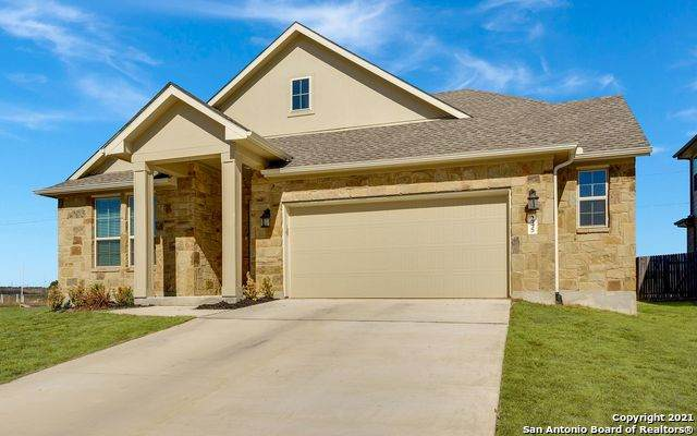 245 Bee Caves Cove, Cibolo, TX 78108 (MLS #1512710) :: The Lopez Group