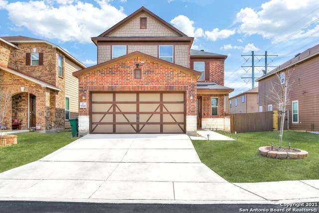 9646 Pleasanton Bluff, San Antonio, TX 78221 (MLS #1512717) :: REsource Realty