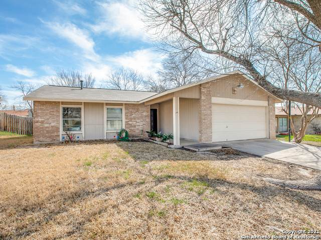 1006 Bridle Frst, San Antonio, TX 78245 (MLS #1512720) :: Sheri Bailey Realtor