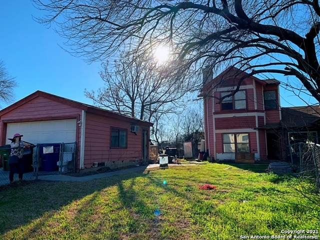 11703 Spring Dale Dr, San Antonio, TX 78249 (MLS #1512722) :: The Glover Homes & Land Group