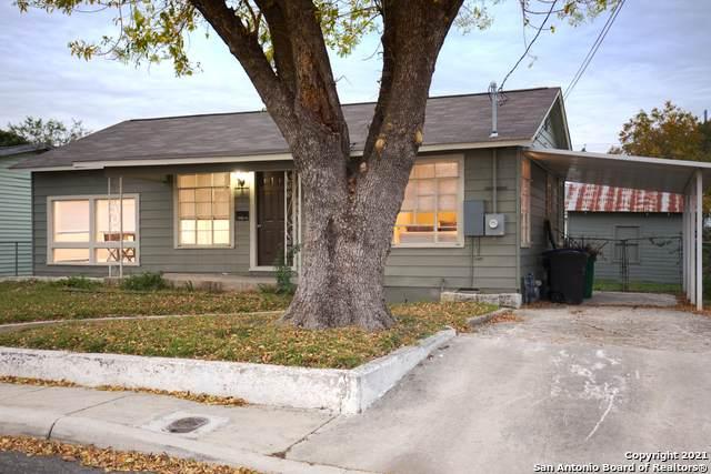 2013 Nolan St, San Antonio, TX 78202 (MLS #1512729) :: Carter Fine Homes - Keller Williams Heritage