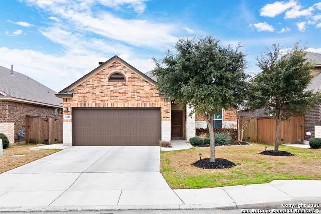 8307 Gentry Creek, San Antonio, TX 78254 (MLS #1512733) :: The Glover Homes & Land Group