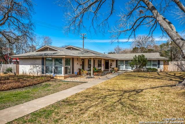 103 Oakhurst Pl, San Antonio, TX 78209 (MLS #1512746) :: Alexis Weigand Real Estate Group