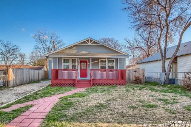 915 W Rosewood Ave, San Antonio, TX 78201 (MLS #1512781) :: Vivid Realty