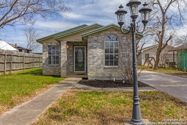 10202 Renova St, San Antonio, TX 78214 (MLS #1512785) :: Keller Williams City View
