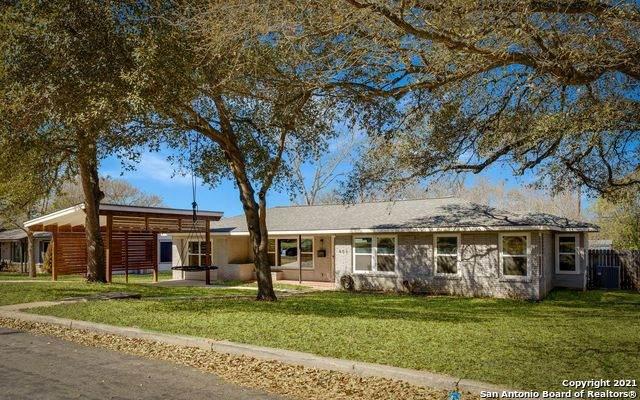 403 Burnside Dr, San Antonio, TX 78209 (MLS #1512819) :: Alexis Weigand Real Estate Group
