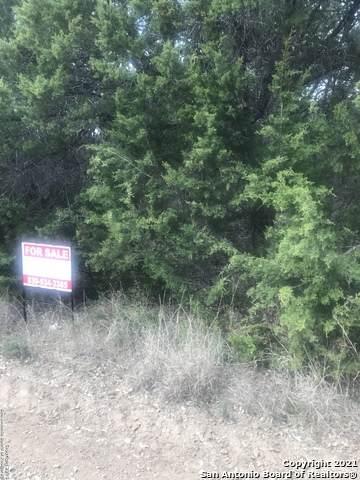 LOT 267 Canyon Circle, Bandera, TX 78003 (MLS #1512836) :: Real Estate by Design