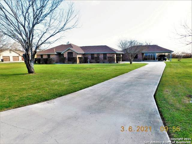 1202 Church View Dr, St Hedwig, TX 78152 (MLS #1512853) :: Keller Williams Heritage