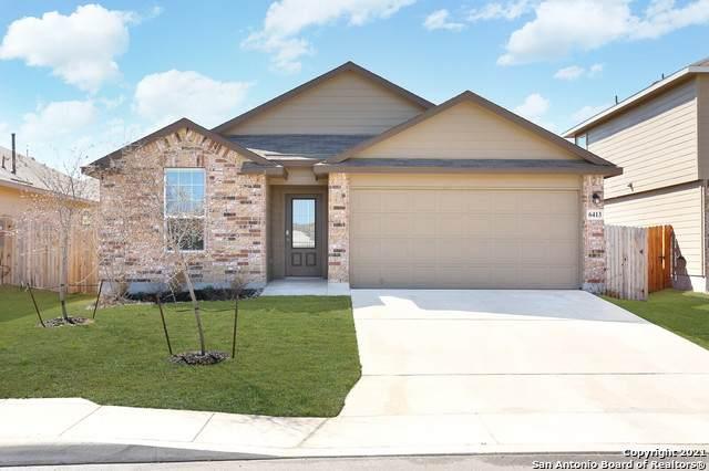 6413 Hoffman Plain, San Antonio, TX 78252 (MLS #1512884) :: EXP Realty