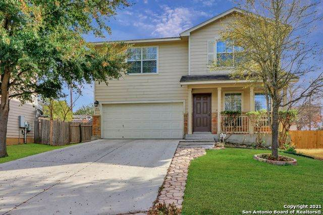 5810 Bronco Way, San Antonio, TX 78239 (MLS #1512891) :: Concierge Realty of SA