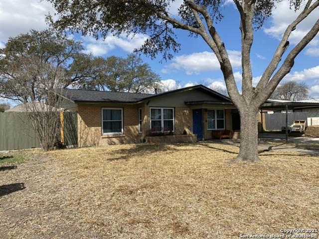 423 Waring Dr, San Antonio, TX 78216 (MLS #1512903) :: Vivid Realty