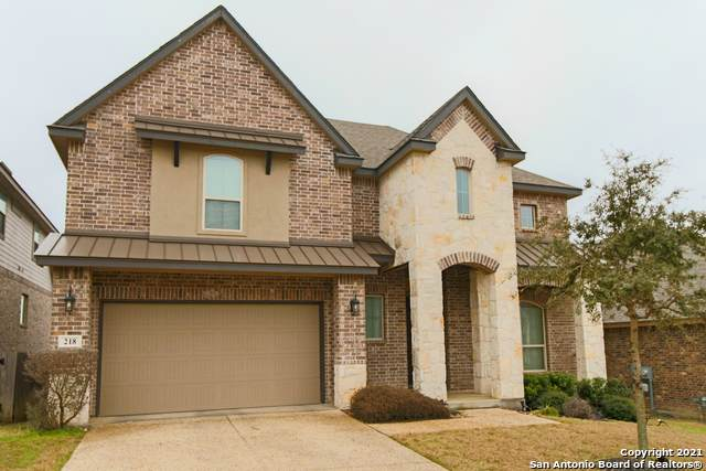 218 Enchanted Mist, San Antonio, TX 78260 (MLS #1512906) :: Alexis Weigand Real Estate Group