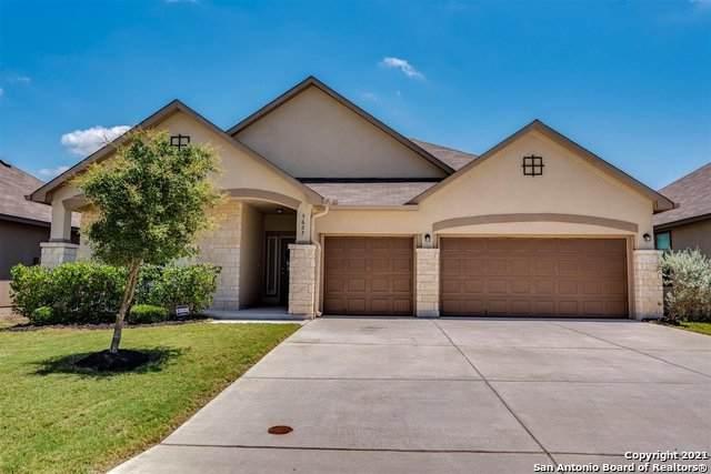 5627 Briar Knoll, New Braunfels, TX 78132 (MLS #1512918) :: Vivid Realty