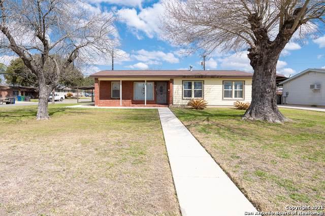 107 Killarney Dr, San Antonio, TX 78223 (MLS #1512938) :: The Lopez Group
