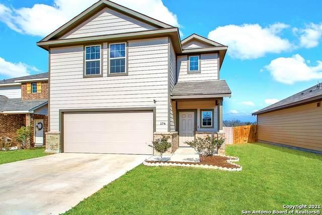 174 Buttercup Bend, New Braunfels, TX 78130 (MLS #1512959) :: Vivid Realty