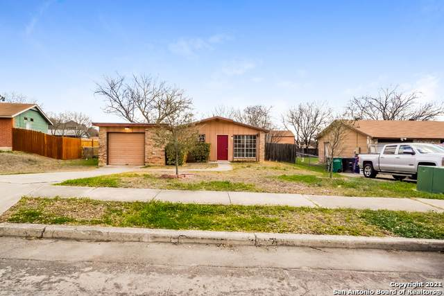 4631 Avenida Prima St, San Antonio, TX 78233 (MLS #1512999) :: The Real Estate Jesus Team