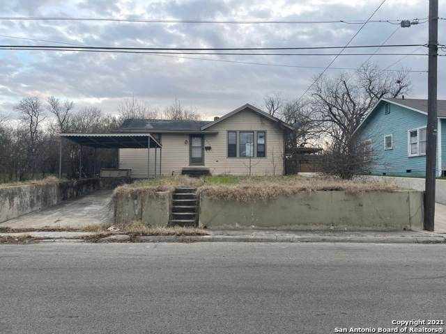 1824 Montana St, San Antonio, TX 78203 (MLS #1513039) :: The Lopez Group
