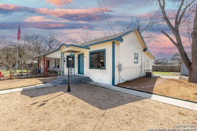 230 Palo Blanco St, San Antonio, TX 78210 (MLS #1513058) :: The Lugo Group