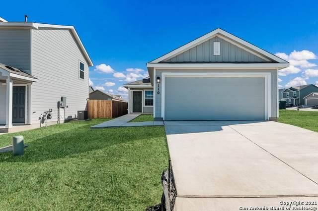 738 Ambush Ridge, San Antonio, TX 78220 (MLS #1513415) :: Beth Ann Falcon Real Estate