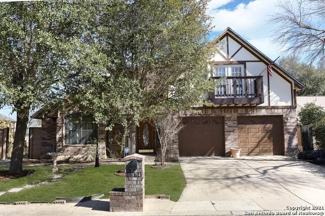 8374 Exbourne St, San Antonio, TX 78250 (MLS #1513525) :: The Gradiz Group