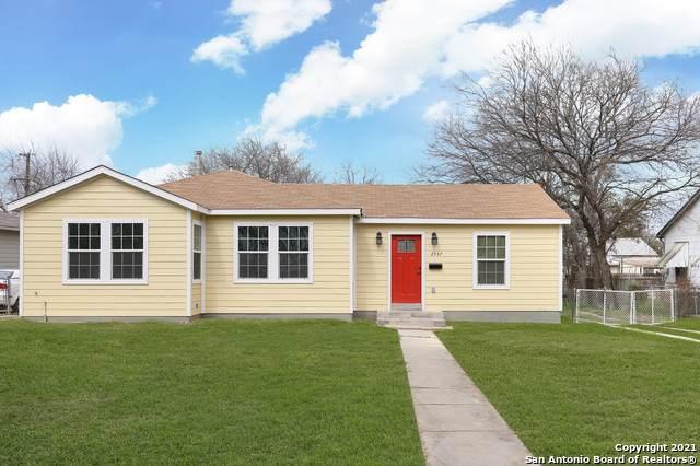 2537 W Huisache Ave, San Antonio, TX 78228 (MLS #1513593) :: Vivid Realty