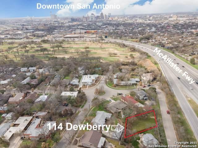 114 Dewberry, San Antonio, TX 78212 (MLS #1513856) :: Vivid Realty