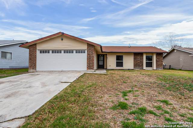 834 Saddlebrook Dr, San Antonio, TX 78245 (MLS #1513913) :: Real Estate by Design