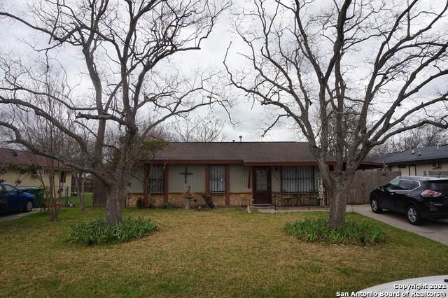 5410 Rubidoux Dr, San Antonio, TX 78228 (MLS #1513955) :: The Glover Homes & Land Group