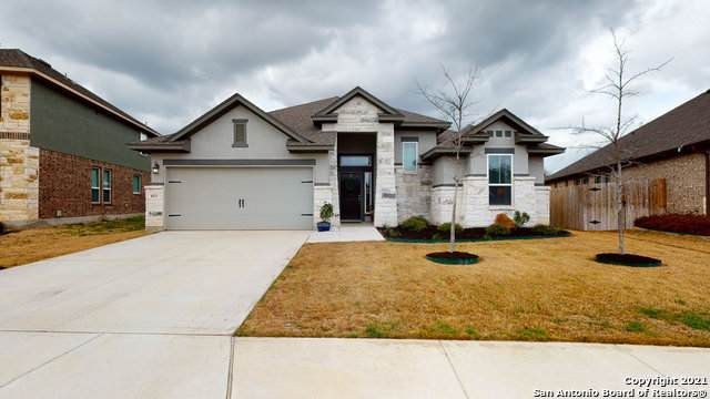 651 Mission Hill Run, New Braunfels, TX 78132 (MLS #1514024) :: Alexis Weigand Real Estate Group