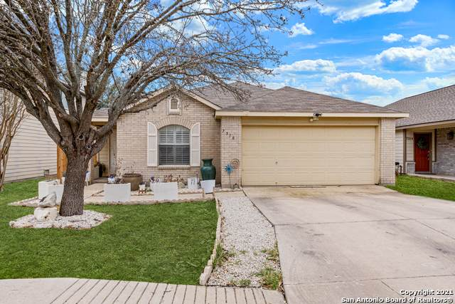 7310 Carriage Mist, San Antonio, TX 78249 (MLS #1514042) :: The Gradiz Group