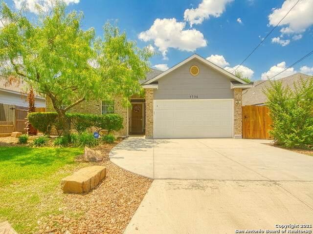 1706 Larkspur, San Antonio, TX 78213 (MLS #1514127) :: The Lopez Group