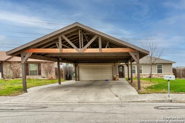 7730 Glen Briar, San Antonio, TX 78239 (MLS #1514248) :: The Real Estate Jesus Team