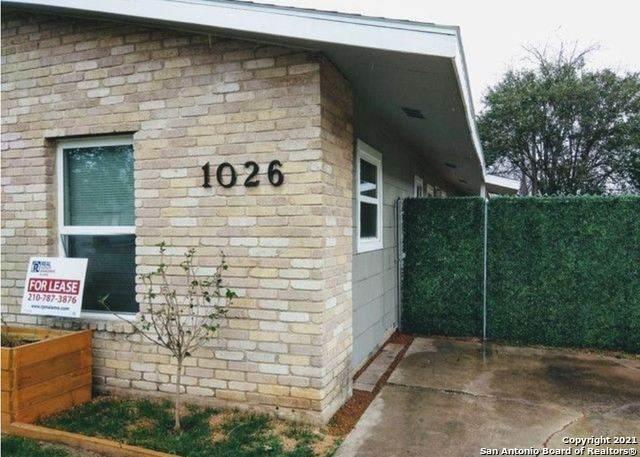 1026 Edison Dr, San Antonio, TX 78201 (MLS #1514261) :: The Castillo Group