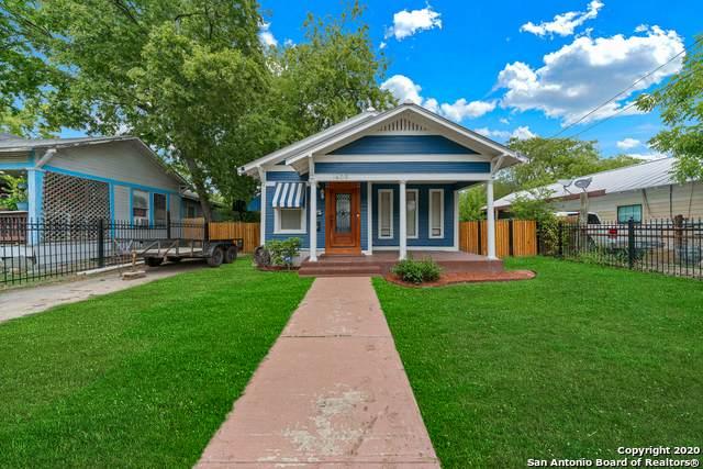 1609 W French Pl, San Antonio, TX 78201 (MLS #1514293) :: The Lopez Group