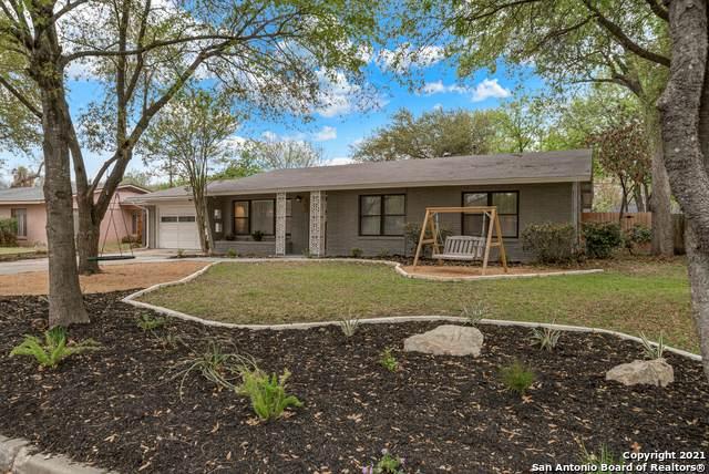 407 Tophill Rd, San Antonio, TX 78209 (MLS #1514309) :: Vivid Realty