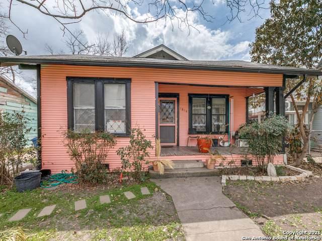 1814 Pasadena, San Antonio, TX 78201 (MLS #1514313) :: BHGRE HomeCity San Antonio