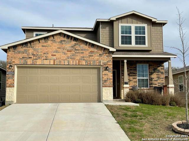 10502 Castello Canyon, Helotes, TX 78254 (MLS #1514566) :: The Glover Homes & Land Group