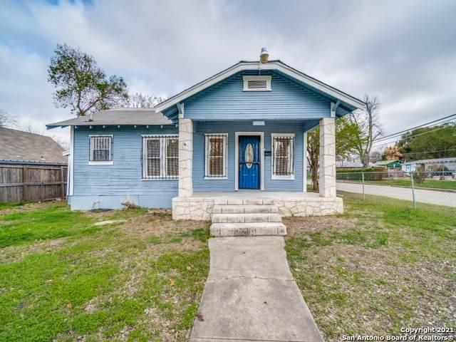 143 E Bailey, San Antonio, TX 78210 (MLS #1514609) :: Neal & Neal Team