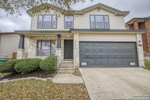 602 Coral Harbor, San Antonio, TX 78251 (MLS #1514634) :: BHGRE HomeCity San Antonio