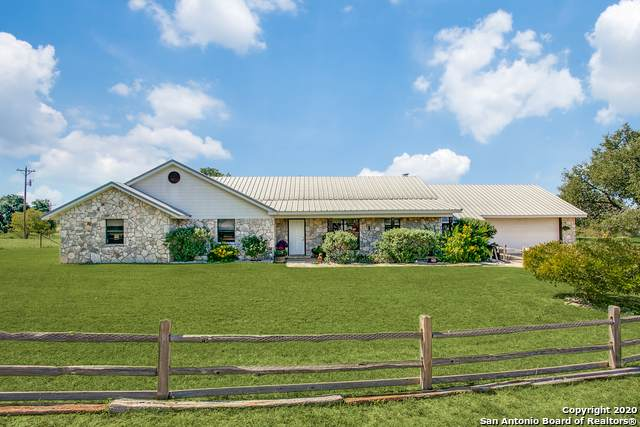 2025 Ranch Road 2323, Llano, TX 78643 (MLS #1514743) :: BHGRE HomeCity San Antonio