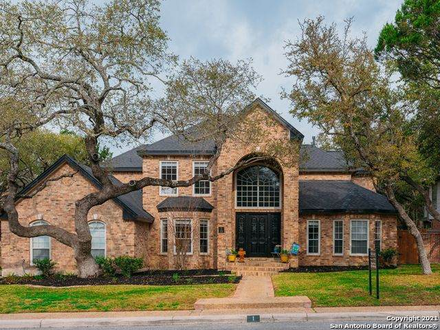 1 Inwood Bluff, San Antonio, TX 78248 (MLS #1514747) :: The Glover Homes & Land Group