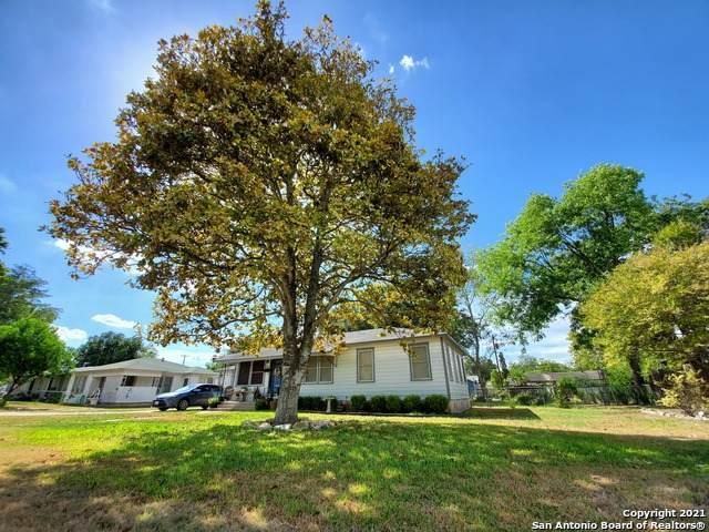 505 Brooks Ave, Schertz, TX 78154 (MLS #1514828) :: Williams Realty & Ranches, LLC