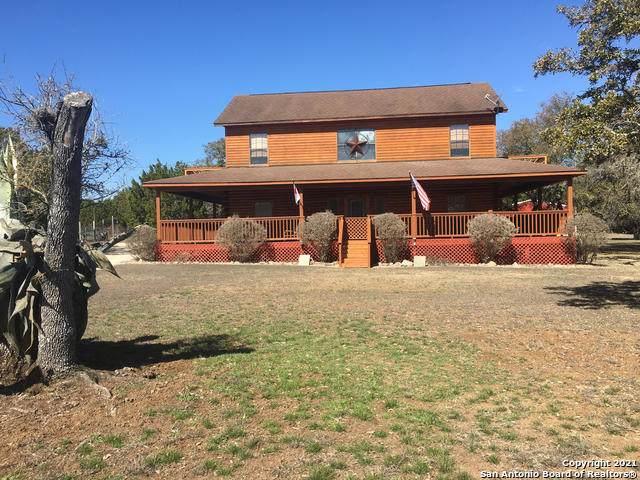 255 Seth Circle, Bandera, TX 78003 (MLS #1514882) :: The Real Estate Jesus Team