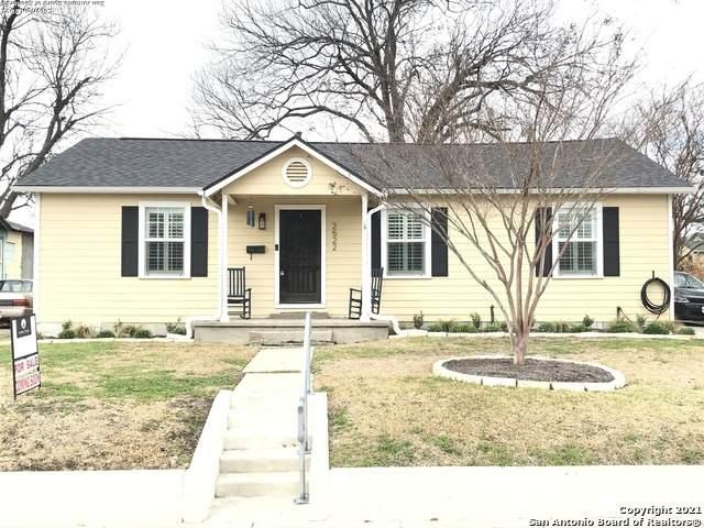 2522 W Mistletoe Ave, San Antonio, TX 78228 (MLS #1514938) :: Vivid Realty