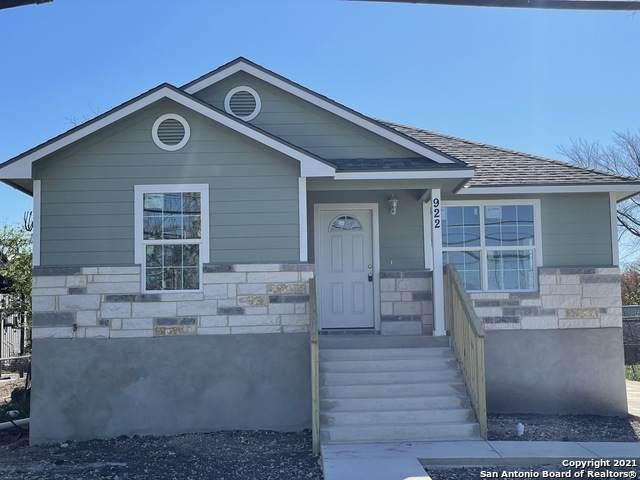 922 NW 36TH ST, San Antonio, TX 78228 (MLS #1514941) :: The Real Estate Jesus Team