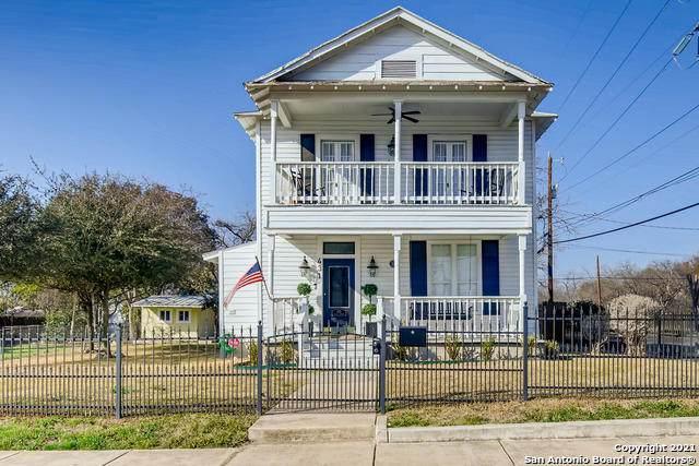 431 Hays St, San Antonio, TX 78202 (MLS #1514952) :: Vivid Realty