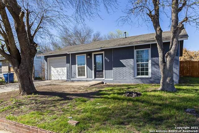2615 Gibbens St, San Antonio, TX 78224 (MLS #1514995) :: Concierge Realty of SA