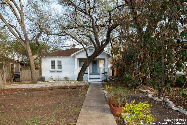 211 Montclair St, Alamo Heights, TX 78209 (MLS #1515070) :: Real Estate by Design